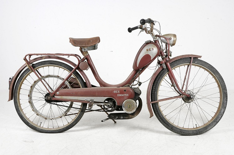 Rex. 1950/60-tal. Aktuellt bud 2800 SEK.