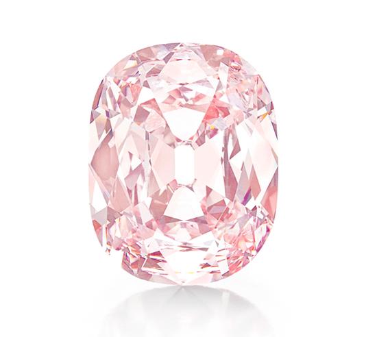 The Princie Diamond, image ©Christie's