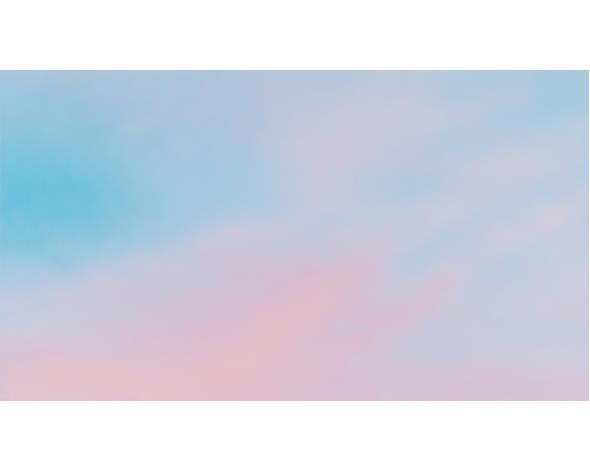ALEX ISRAEL Sky Backdrop, 2013. Low estimate: 682 000 USD. Image: Phillips.