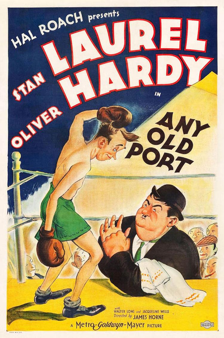 Any Old Port (1931) Bild via recentworldnews.org