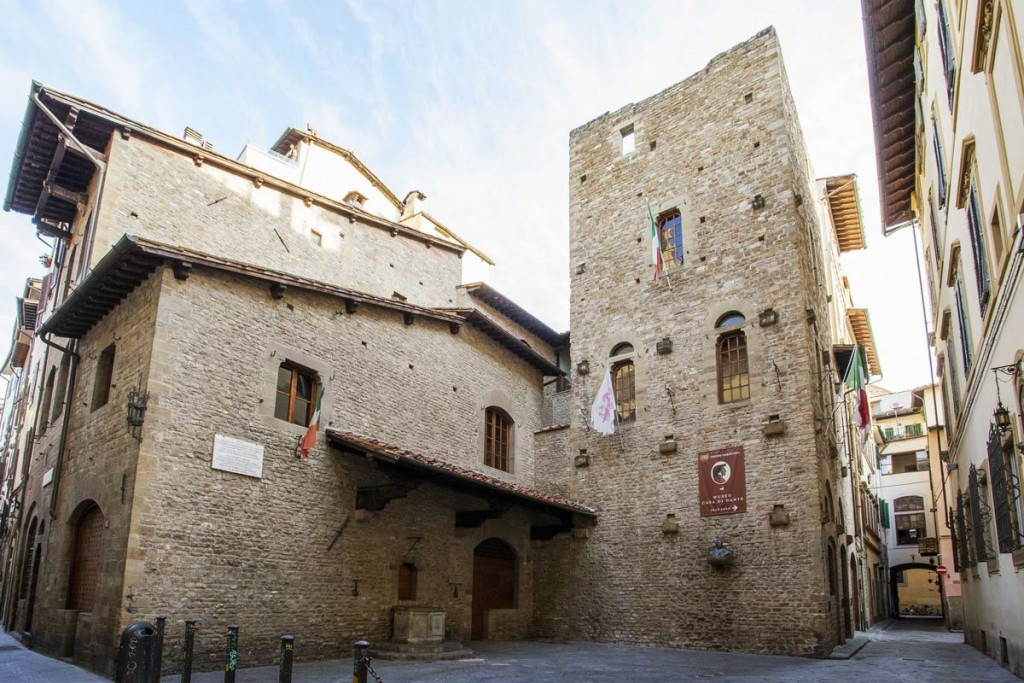 Casa di Dante in Florenz