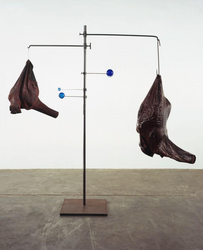 Louise Bourgeois, Senza titolo, 2007, immagine via Hauser Wirth