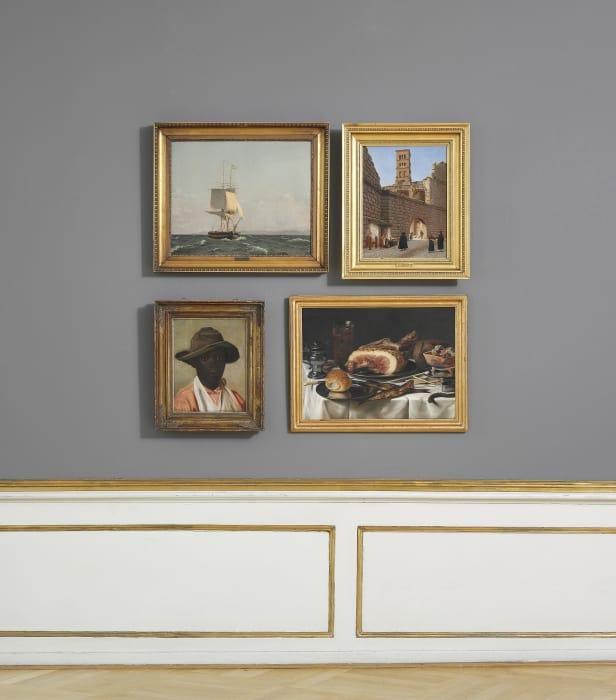 Bruun Rasmussen presenterar flera sensationella målningar och teckningar från olika sekler