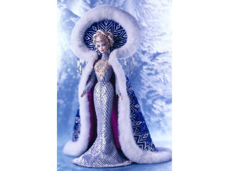 BARBIE Fantasía. Diosa del Ártico (2001)