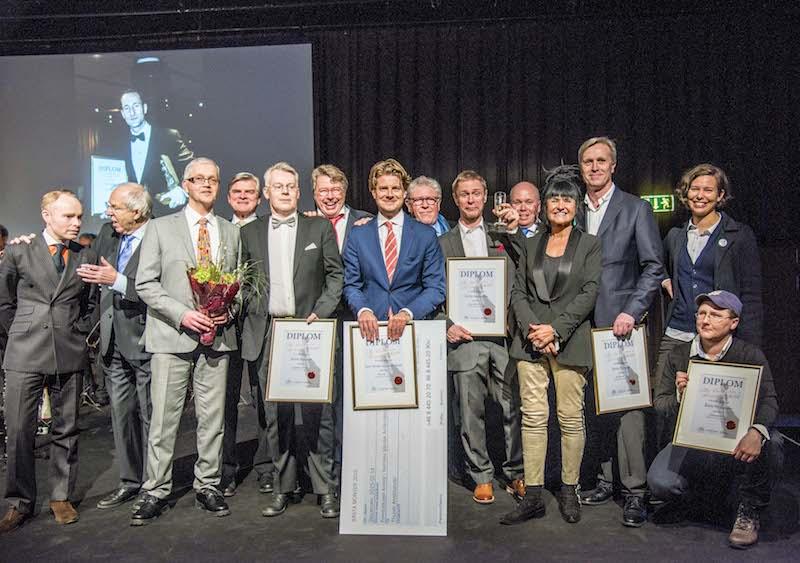 Alla vinnare i prisutdelningen av The Collector's Awards