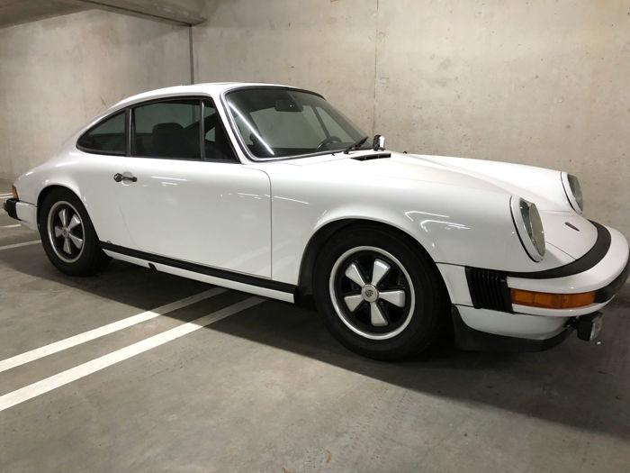 Porsche 911, 1977