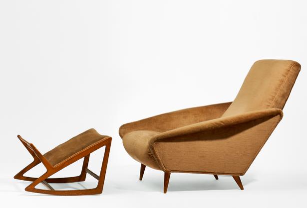 Gio Ponti, fauteuil Distex, image ©Native