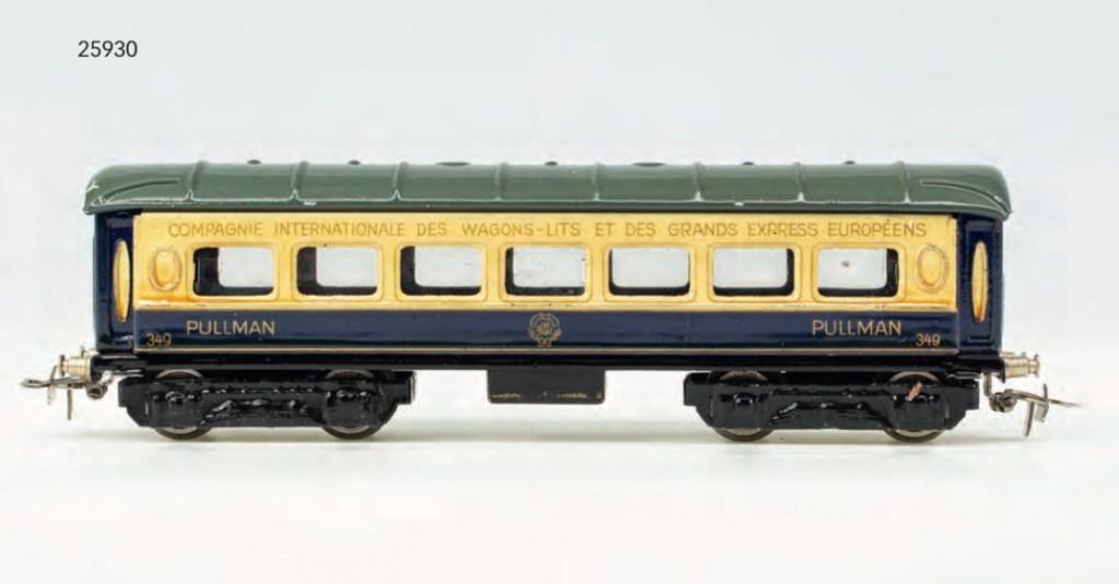 MÄRKLIN - H0 349 Typ 4 Pullman-Wagen