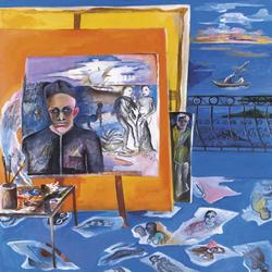 藝術家的工作室(1934-2003),佳士得落槌價1,920,000港幣