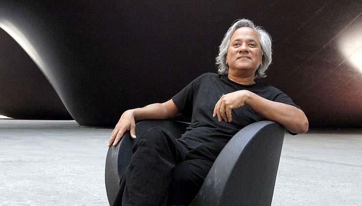Anish Kapoor, image via Trey Speegle