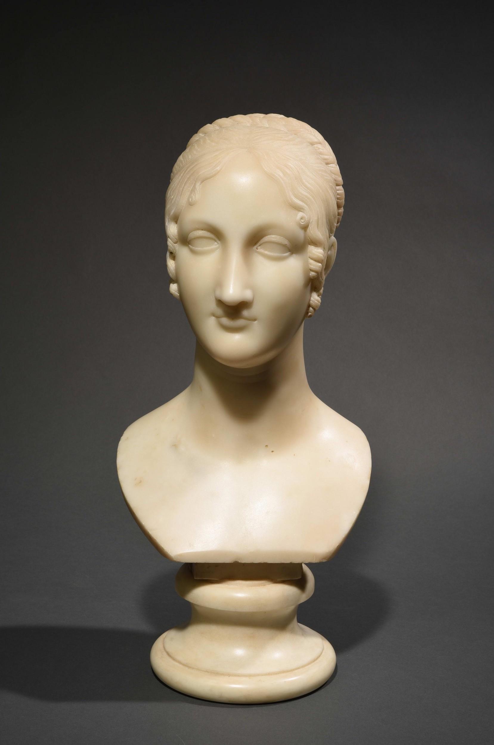 Antonio Canova, Lucretia d'Este, 1821-22 | Foto: ©HVMC