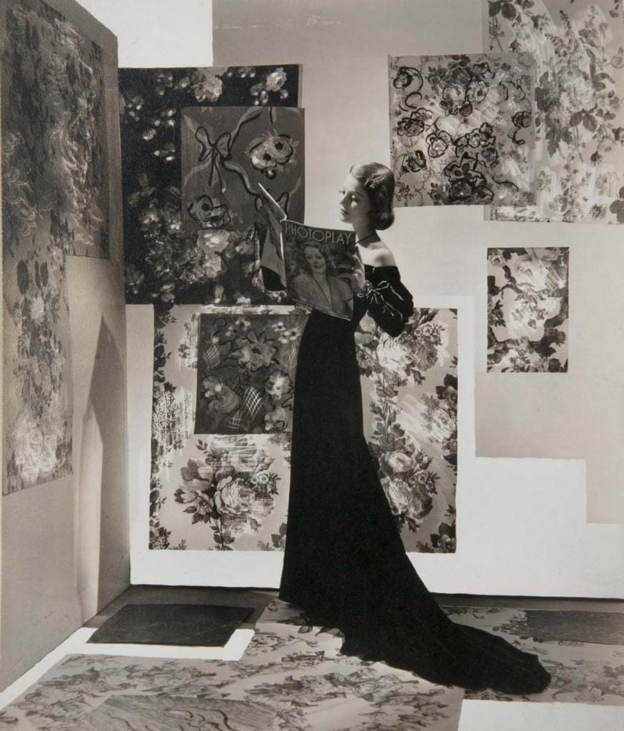 Cecil Beaton, Loretta Young, 1938   Foto: Sotheby's Cecil Beaton Archive
