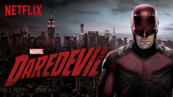 Daredevil. Bild via Netflix