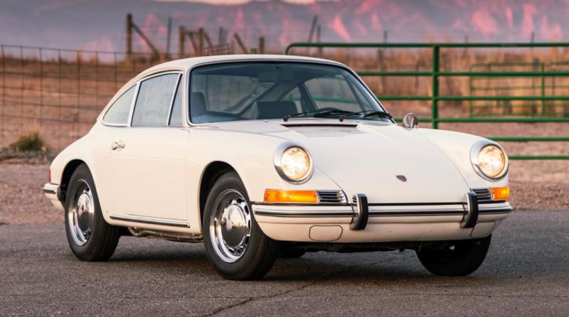 Porsche 912, klassisk bil,