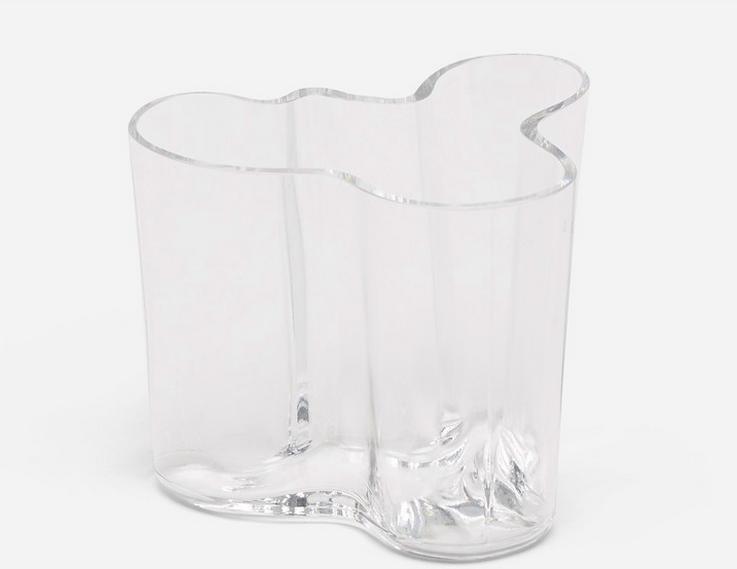 Vase Alvar Aalto Wright Estimation basse: 270 €