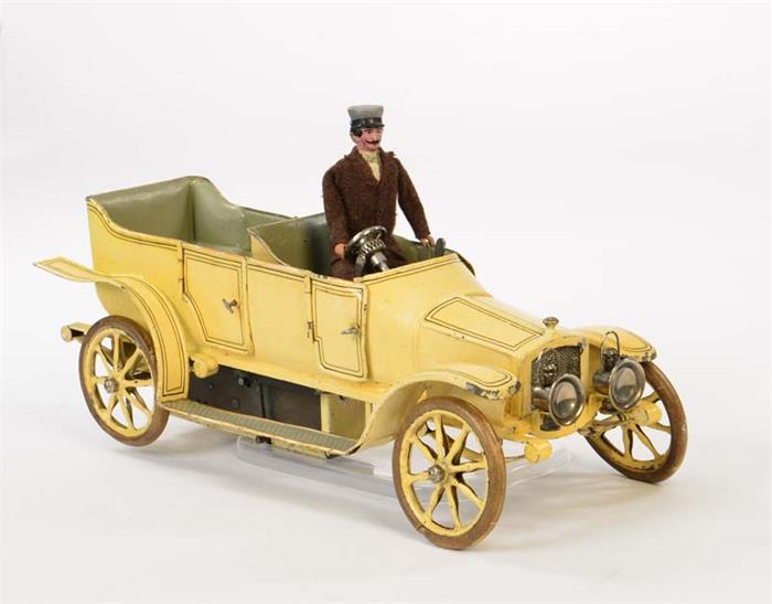 MÄRKLIN - Luxus Automobil (Doppel-Phaeton), um 1918