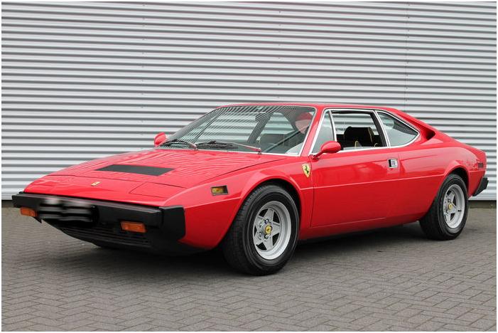 Ferrari Dino 308GT4 - 1975