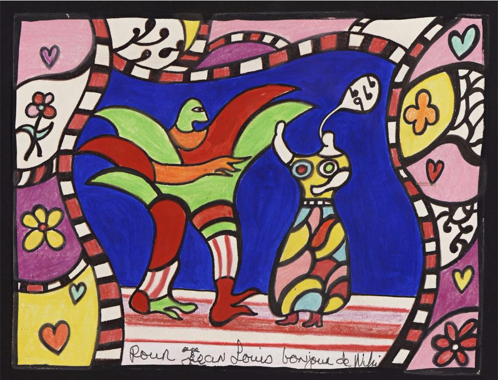 L'Opéra, Niki de Saint Phalle