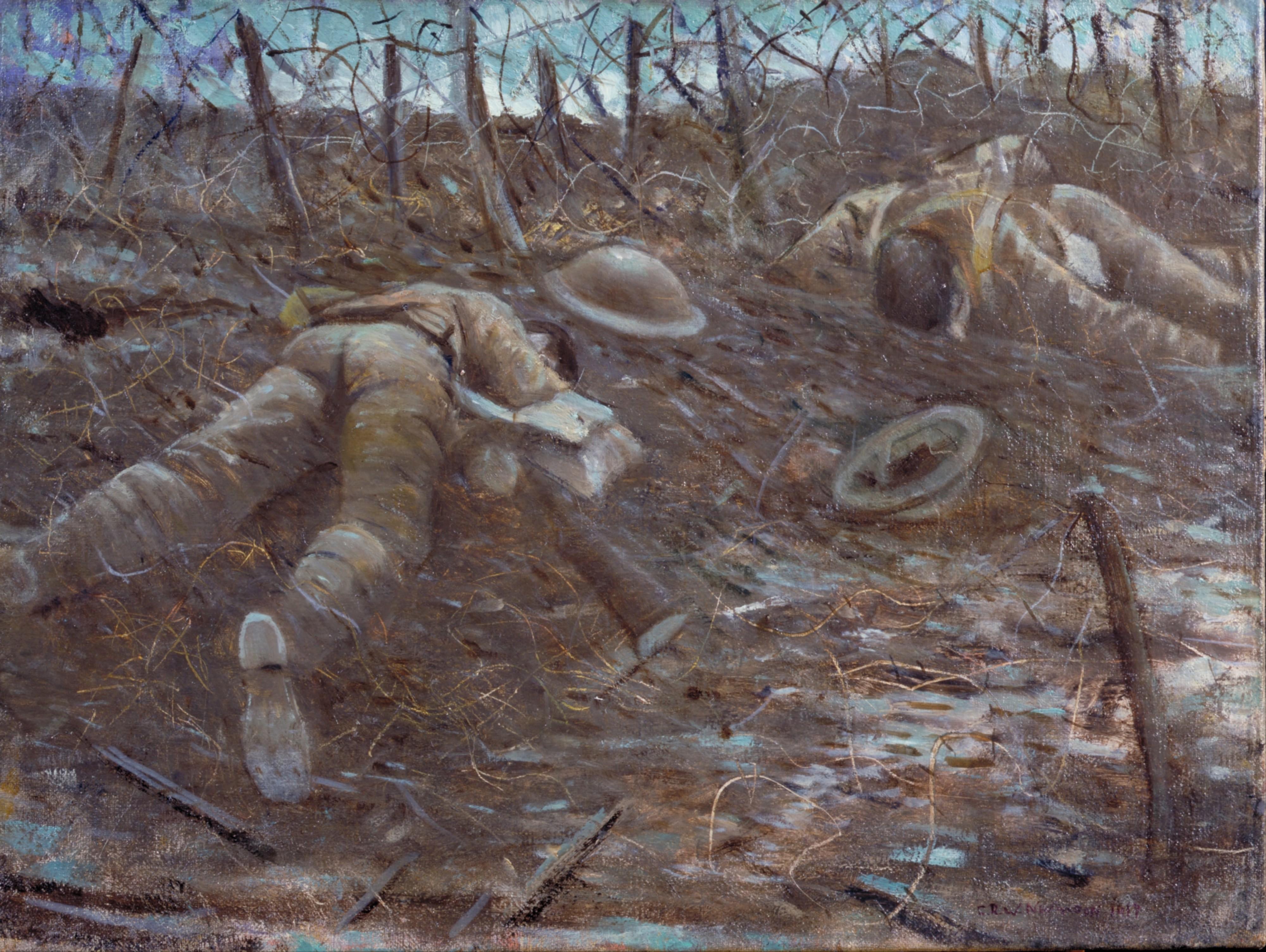 Paths of Glory, 1917
