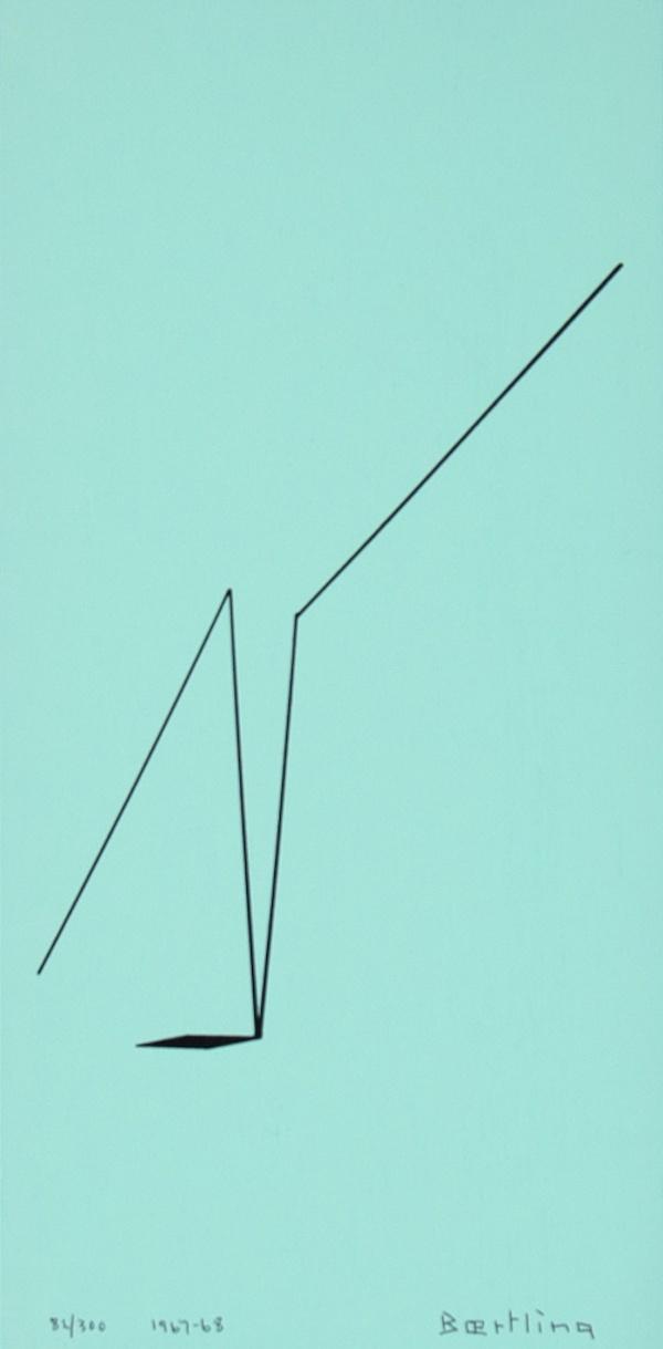 """Olle Baertlings """"Xyya"""" från 1967, visar hur hans skulpturer kan se ut"""