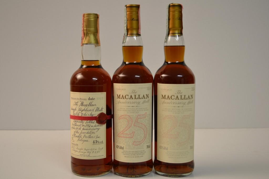 The Macallan 25th Anniversary Selection, Scotland Schätzpreis: 7.000-10.000 EUR