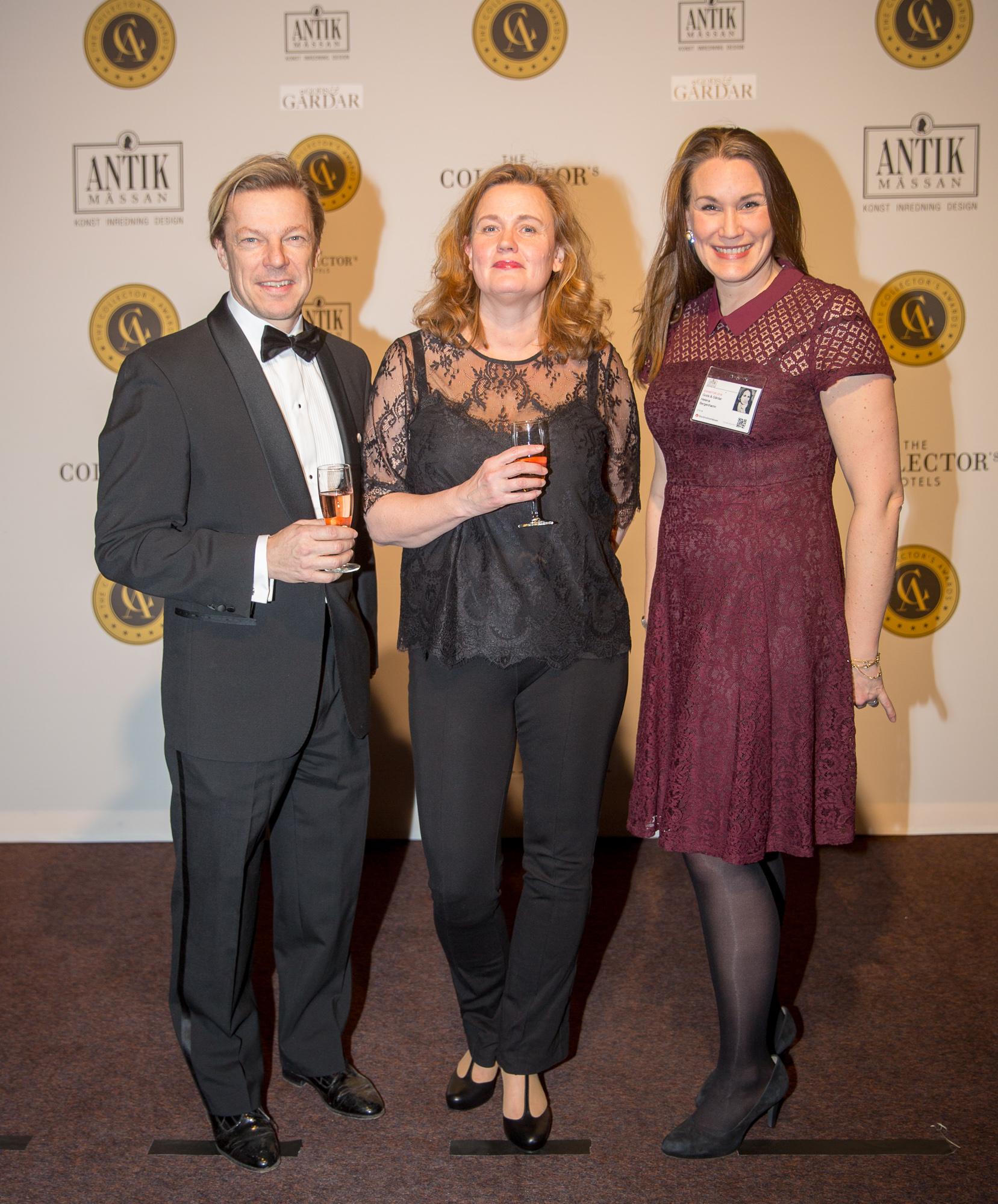 Erika Funke, Helena Bergenhamn och Mats Bengtsson