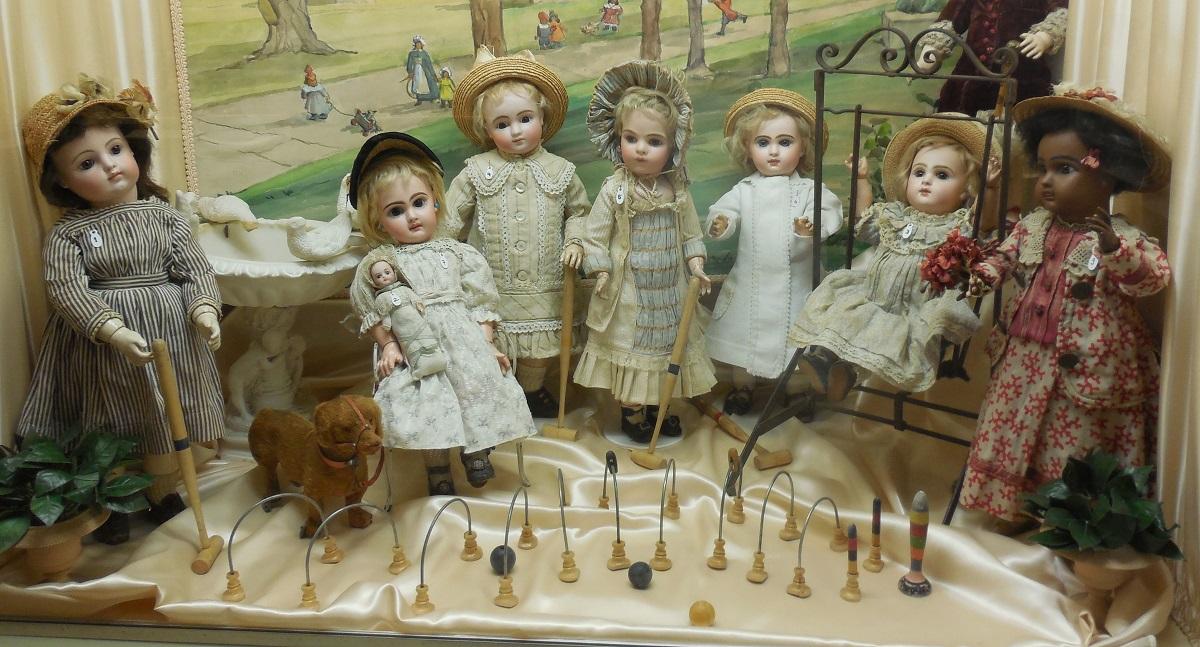 Musée de la Poupée. Imagen vía: Eklablog