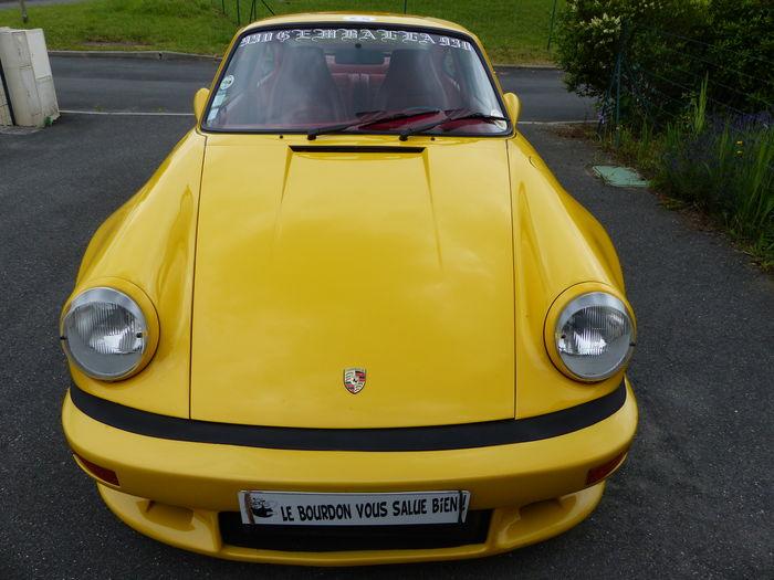 Porsche - 930 Turbo 3,3 l Gemballa 934 - 1978 Schätzpreis: 100.000-130.000 EUR