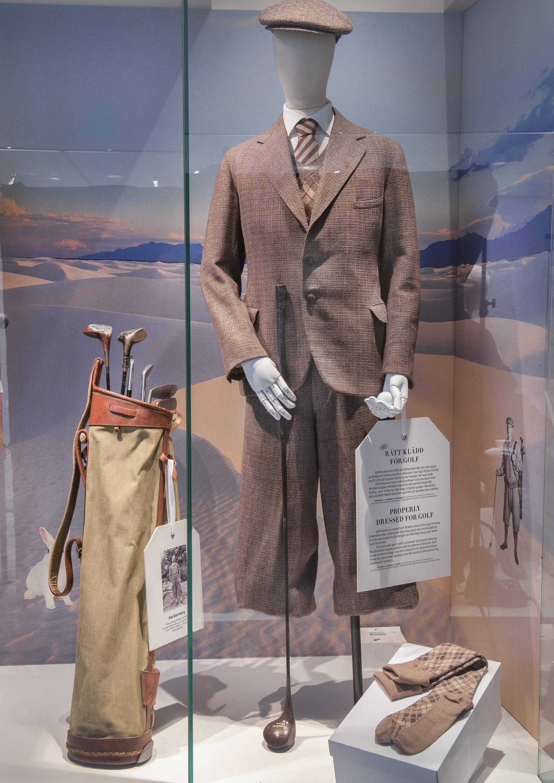 Ur utställningen British så in i Norden på Nordiska museet. Foto: Peter Segemark, Nordiska museet