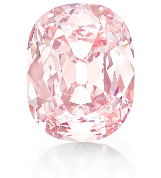 The Princie Diamond. Bild Christie's.