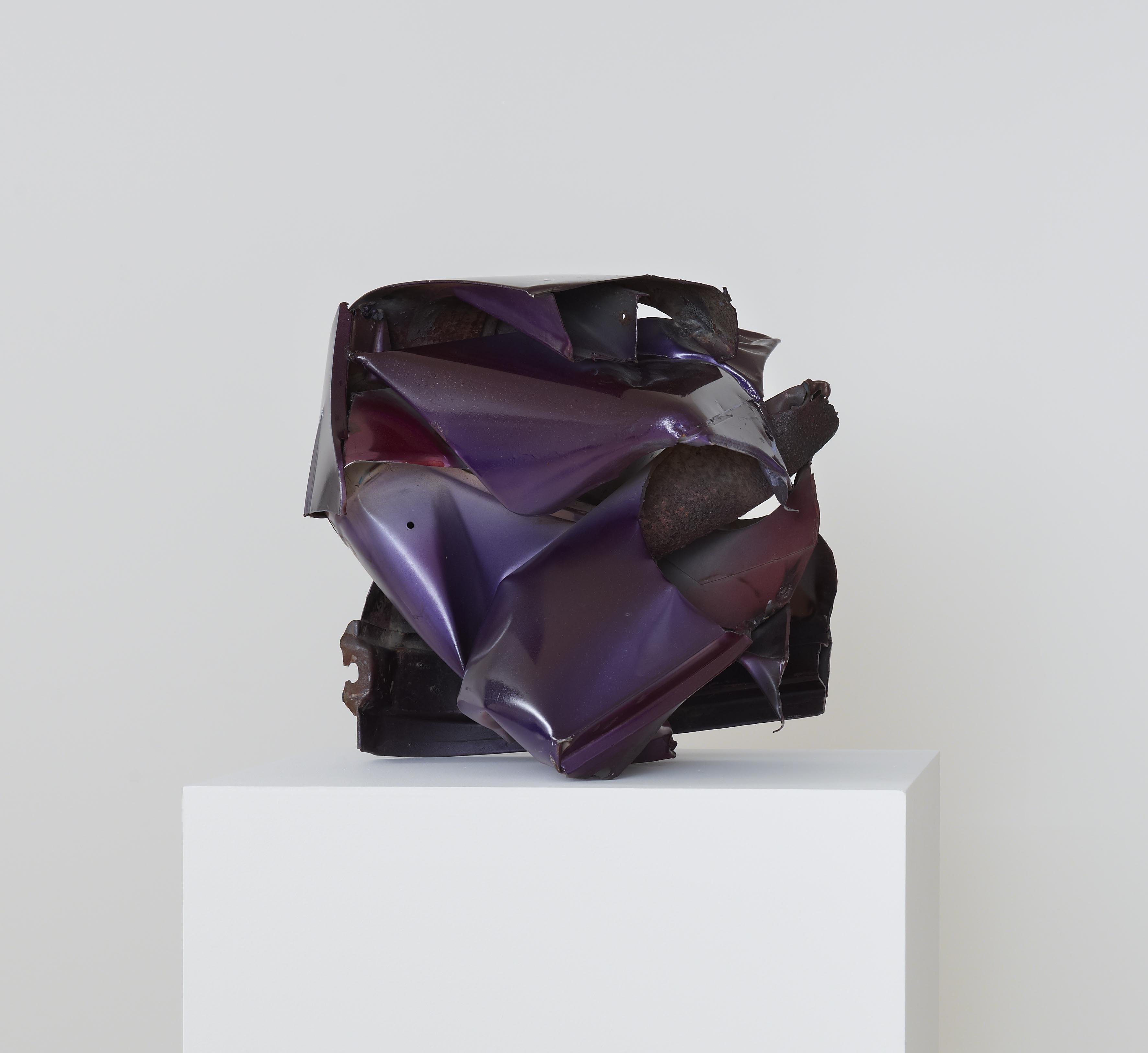 ohn Chamberlain, It Ain't Cheap, 1965. Installation view, the Dan Flavin Art Institute, Bridgehampton, New York. © John Chamberlain/ Artists Rights Society (ARS), New York. Photo Bill Jacobson. Courtesy Dia Art Foundation, New York.