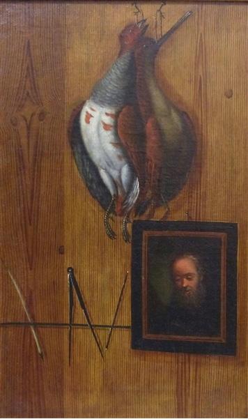 NIKOLAS TREU (1734 Bamberg - 1786 Würzburg) - Paar Jagdstillleben, je 76x47 cm Taxpreis: 4.500 EUR