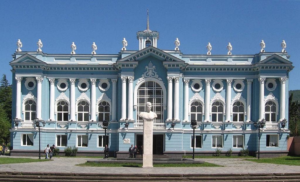 Théâtre Senaki, image via Wikipédia