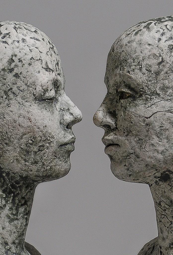 Breaking up, Kristin Andreassen. Foto: Galleri Berman.