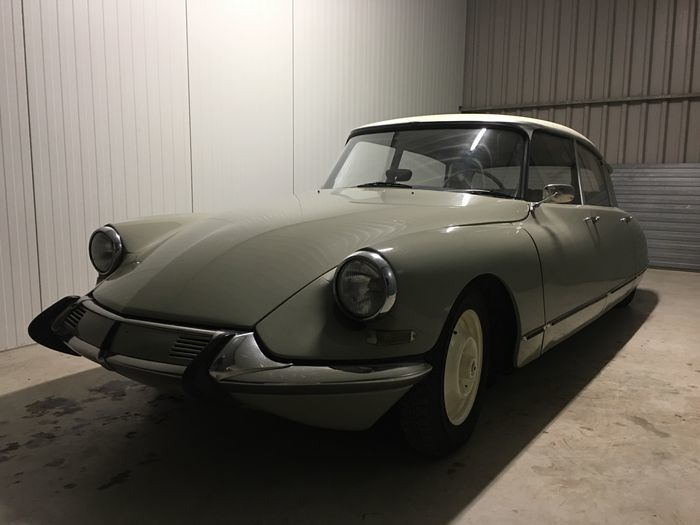 Citroen - DS ID 19-1964