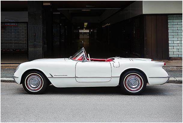 CHEVROLET - Corvette C1 C.C. 3.900, H.P. 150 - 1953 Estimate: 85 000-100 000 EUR