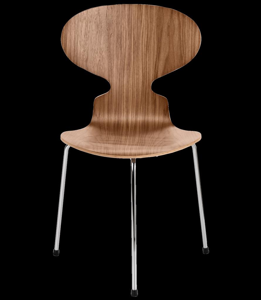 Ant Chair (Chaise Fourmi), photo via Fritz Hansen