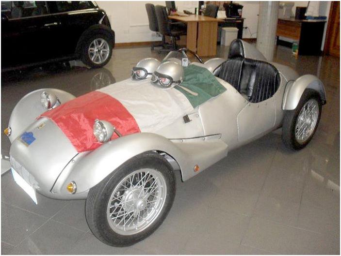 Bandini - 750 Sport Siluro, 1953. Utrop: hos Catawiki