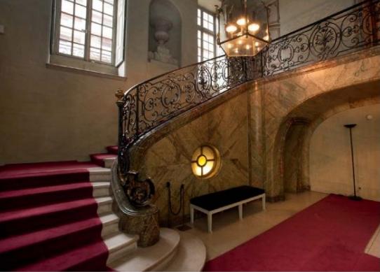 L'Hôtel a été construit en 1903 dans le style Louis XVI Image: Aguttes