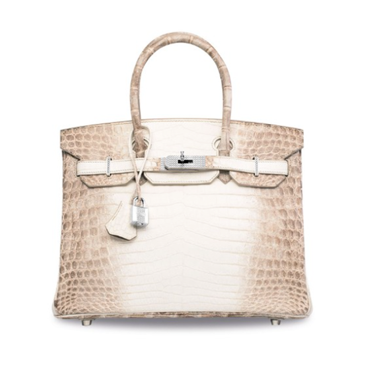 875dc99d25b4 The world record for the most expensive bag ever sold at auction was broken  on Tuesday at Christie s