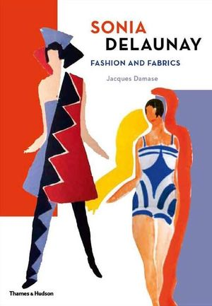 Sonia Delaunay and writer Jacque Damase's collaboration book