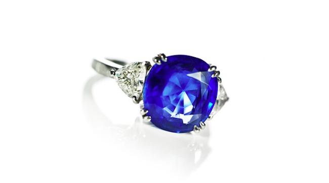 ring safir och diamanter_bruun Rasmussen_barnebys
