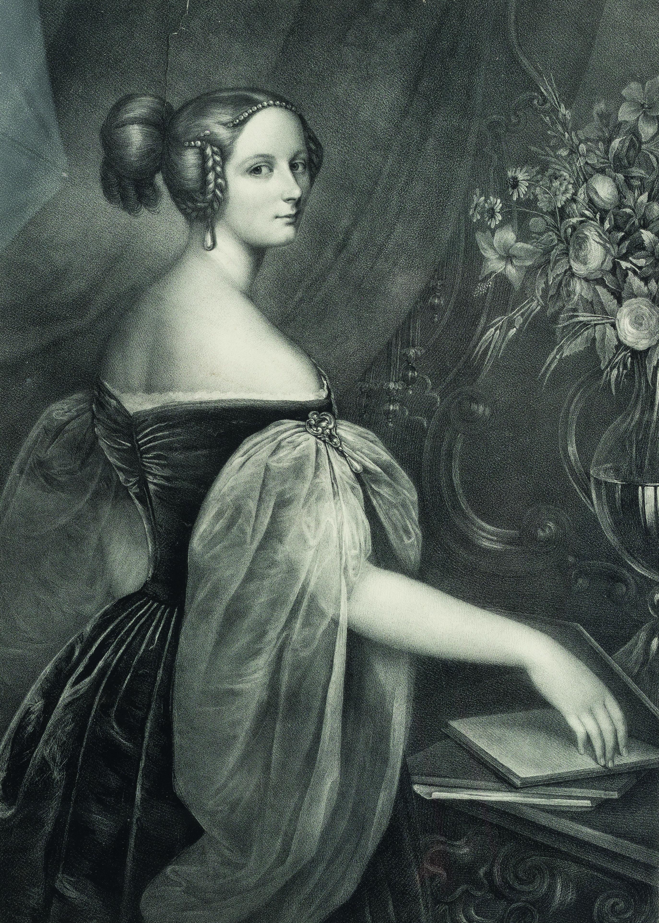 Großfürstin Olga Nikolajewna Romanowa, spätere Königin von Württemberg (1822-1892)