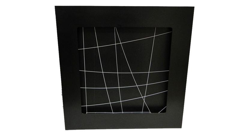 Gianni Colombo (1937-1993), konstobjekt, Spazio elastico-superficie. Utrop. 60.000 sek.