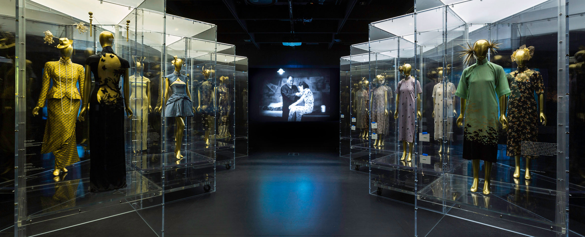 The Metropolitan Museum of Art Costume Institute. Image: The Met
