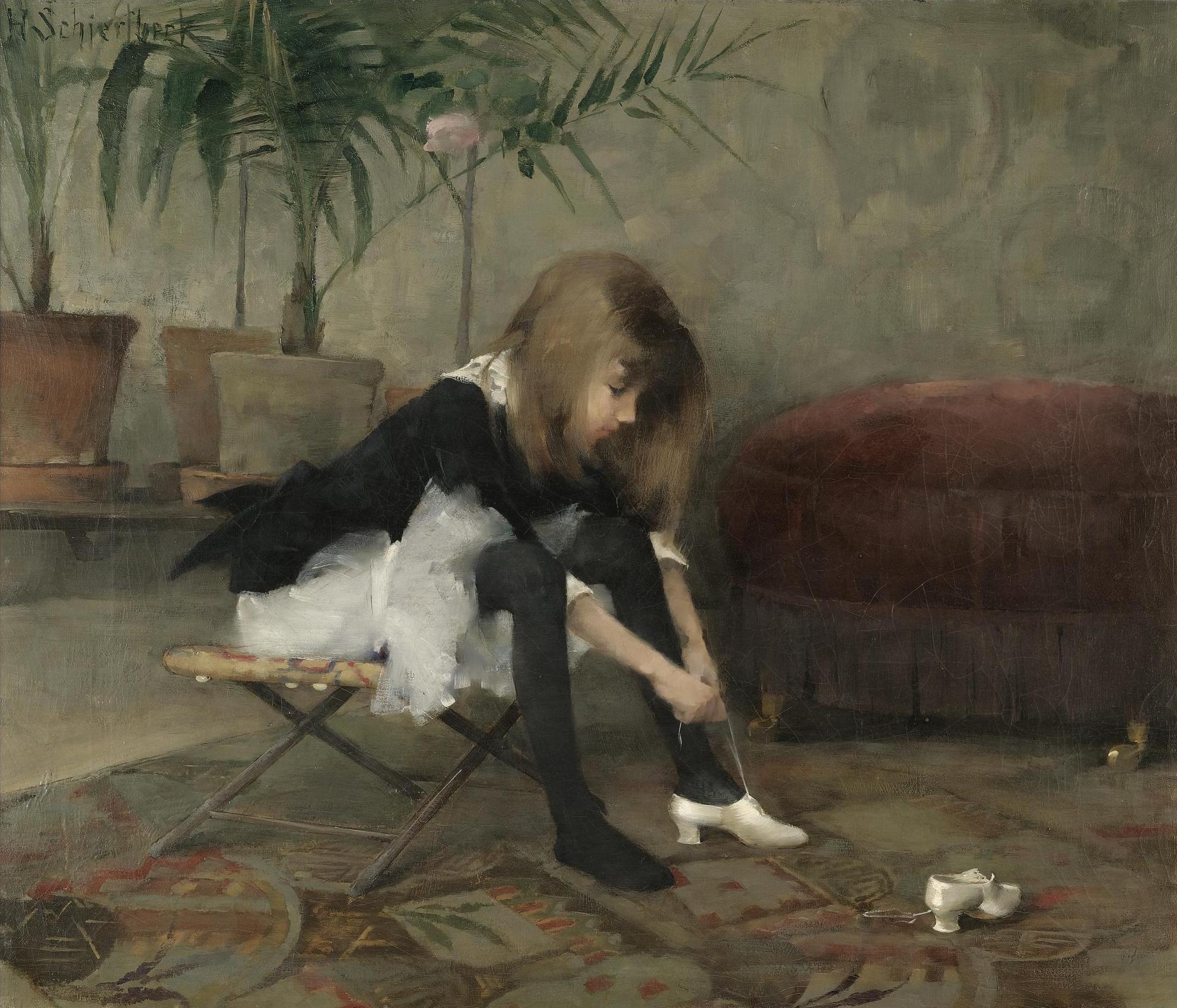 Dancing Shoes. Bild: Wikipedia