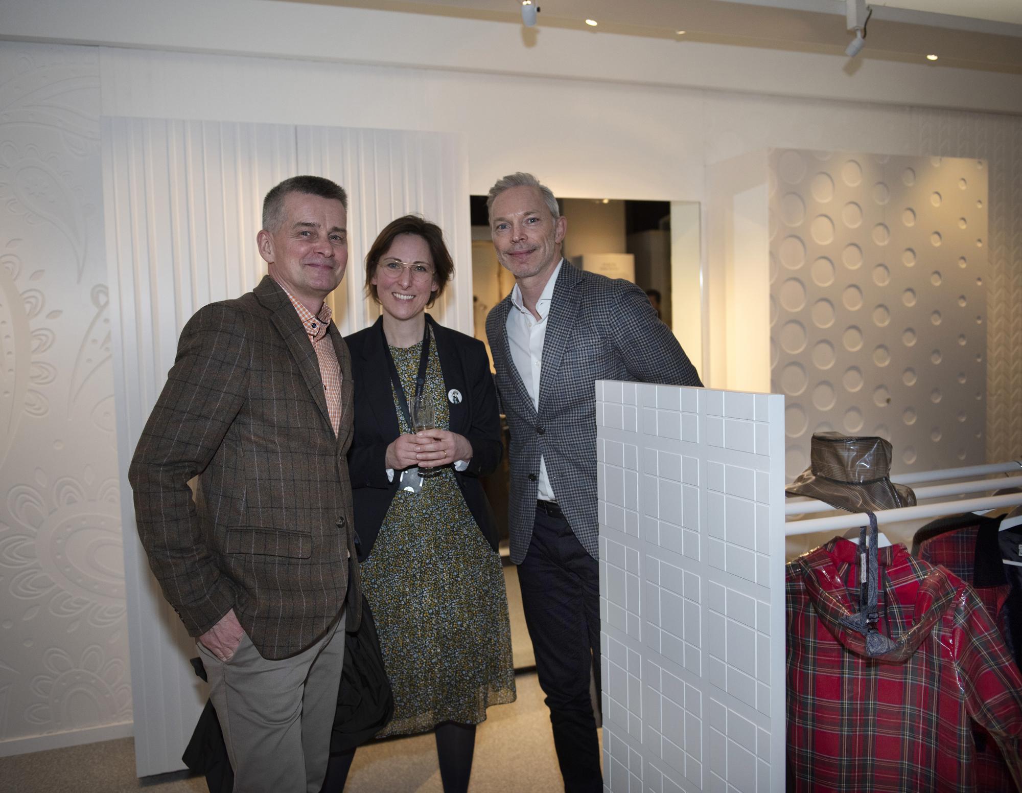 Pekka Heino, Elna Nord, Nordiska museet och Erik Kristensen