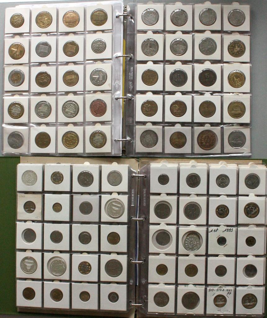 Frankreich - 3-teilige Sammlung in 5 Alben Schätzpreis: 10.000 EUR