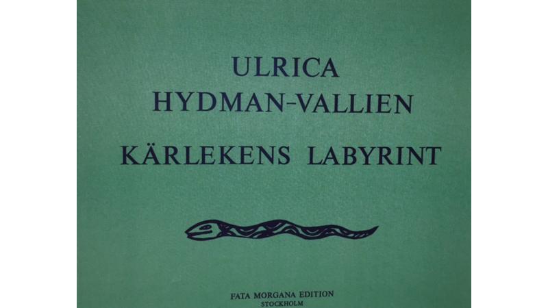 Kärlekens Labyrint – grafisk portfölj med 36 litografier av Ulrica Hydman-Vallien. Upplaga: 380 exemplar numrerade 1/380 – 380/380 där samtliga litografier är signerade. Köp direkt hos Hedenius Stockholm.