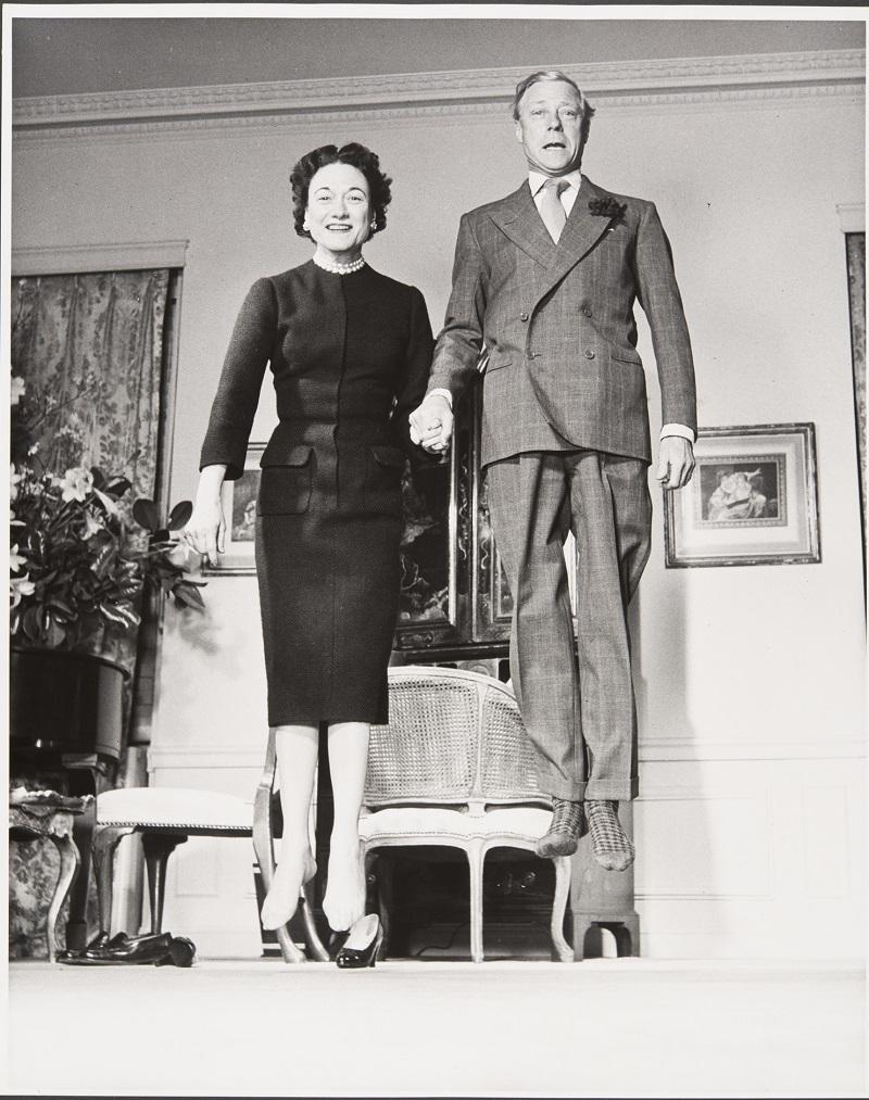 Philippe Halsman, Le duc et la duchesse de Windsor (1956) © 2016 Philippe Halsman Archive / Magnum Photos